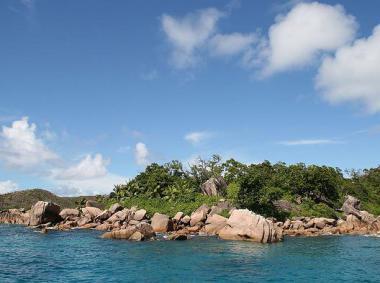 Zábava na Seychelách